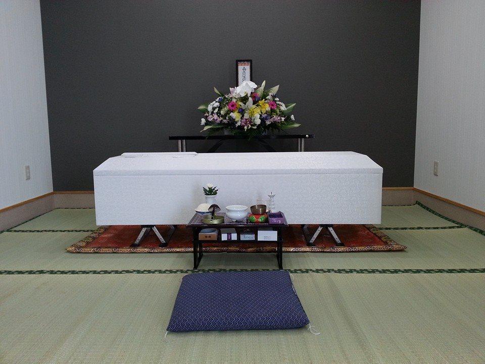お別れルームプラン(一日葬 付き添い可)